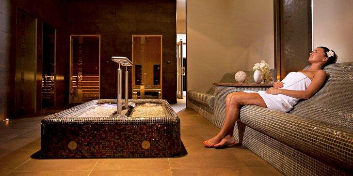 2 noci v hotelu Abácie****: pobyt s polopenzí, wellness a Beskydy na dohled