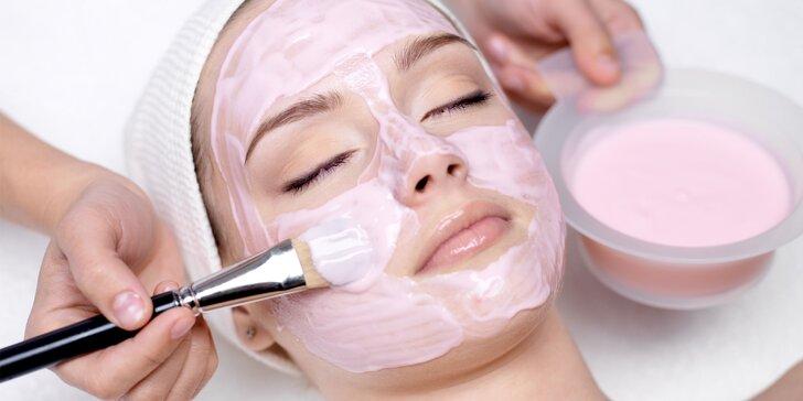 Dopolední kosmetické ošetření pleti vč. omlazující laserové kúry