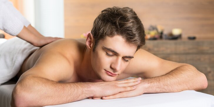 Dopřejte si relax: 50minutová Breussova masáž ve Studiu Dante