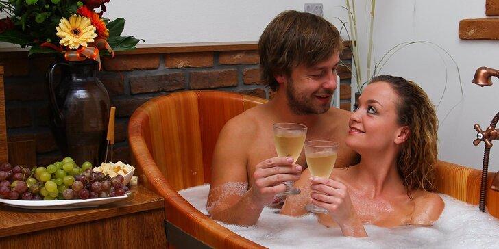 3denní pobyt v apartmá s privátními pivními lázněmi v Českých Budějovicích