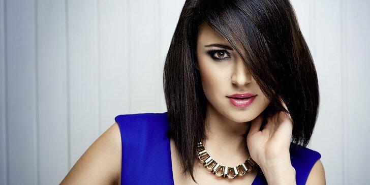 Vlasy jako koruna krásy: moderní střih vč. možnosti barvení, melíru či přelivu