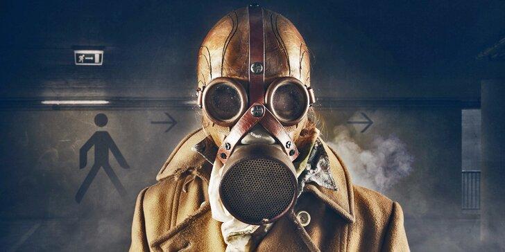 Únikovka z prostředí studené války: zabezpečte protiatomový kryt až v 6 os.