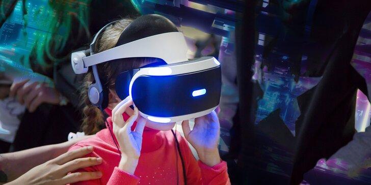 Pařanské doupě: 2 hodiny virtuální reality pro neomezený počet hráčů
