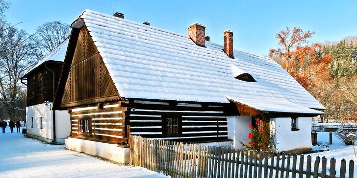 Babiččino údolí: český advent na vánočně vyzdobeném zámku v Ratibořicích