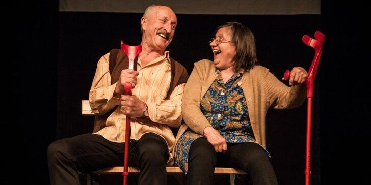 Divadlo Komediograf: Vstupenka na představení Manželství v kostce