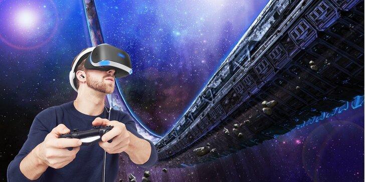 Hodina ve virtuální realitě: objevujte nepoznané a poznávejte neznámé