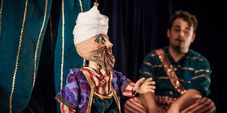 Kultura (nejen) pro děti – lístky na představení Divadla Polárka