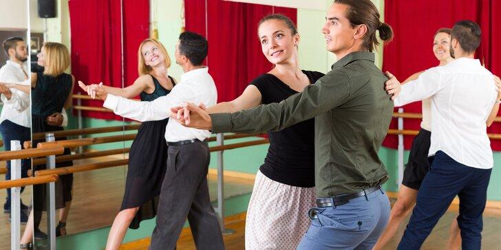Taneční, do kterých nemusíte v obleku: kurzy pro začátečníky i pokročilé