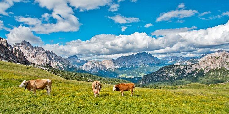 Babí léto a podzim s celou rodinou nebo partou přátel v rakouských Alpách