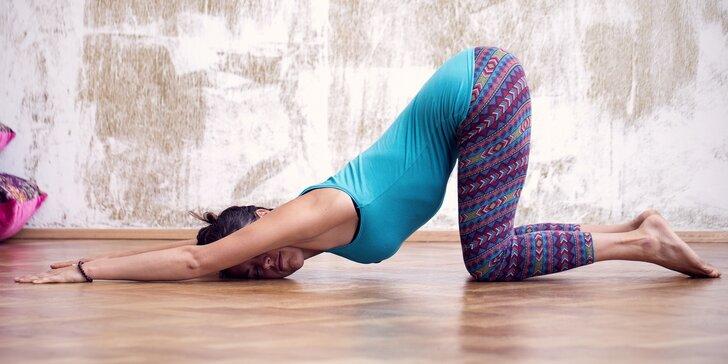 Velký online balíček jógy pro sebelásku ženy: videolekce, rozcvičky i bonus