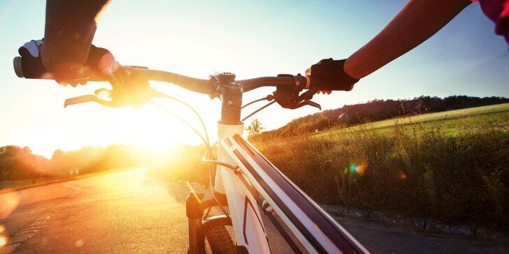 Pohodlný výlet na elektrokole: zapůjčení na 2 hodiny nebo až na 14 dnů