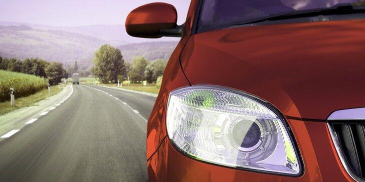 Podzimní očista pro váš vůz: mytí nano technologií i aplikace tvrdého vosku