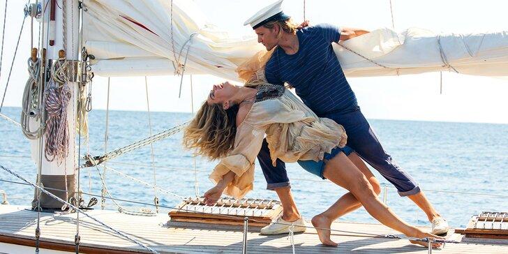 2 vstupenky do Lucerny na letošní hit: Mamma Mia! Here We Go Again