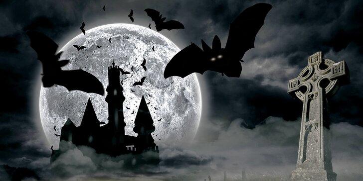 Úniková hra Komnata hraběte Drákuly: překonejte tmu a všechny nástrahy