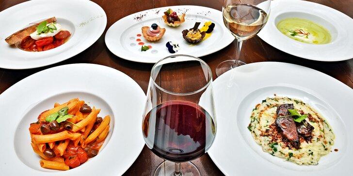 Otevřené vouchery do restaurace Pastař: skvělá večeře s vínem na Malé Straně