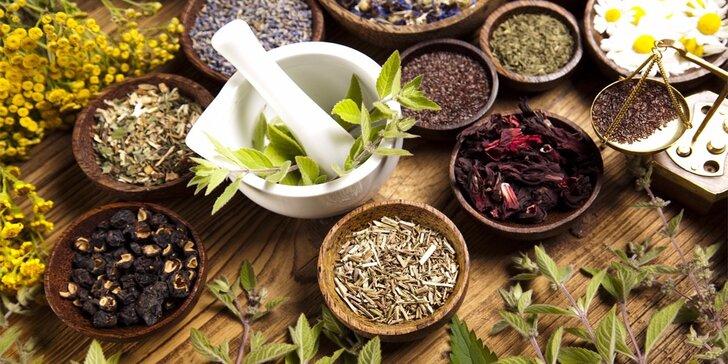 Kurz využití bylin: vyrobte si sami kosmetiku, tinktury i léčivé směsi