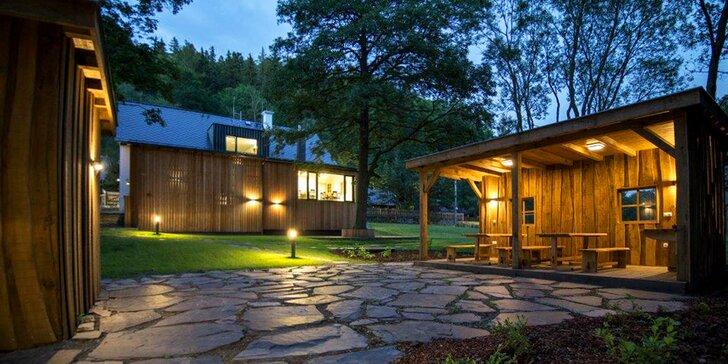 Podzimní lenošení v Jeseníkách: pokoj nebo apartmán, privátní sauna i sklípek