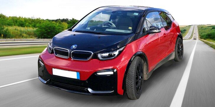 Výlet do budoucnosti: elektromobil BMW i3 na hodinu, týden i 30 dní