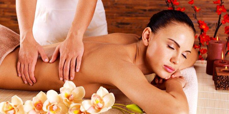 120 minut áyurvédské relaxace: kosmetické ošetření pleti a královská masáž