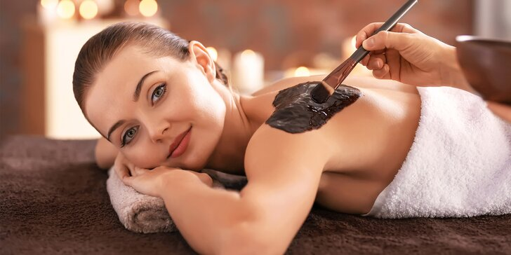 Podzimní relaxace: klasická, lávové kameny, čokoládová či těhotenská masáž