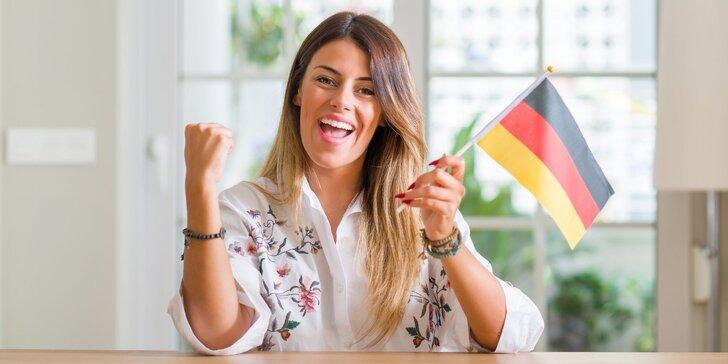 VIP kurz němčiny pro falešné začátečníky či mírně pokročilé: 10 lekcí