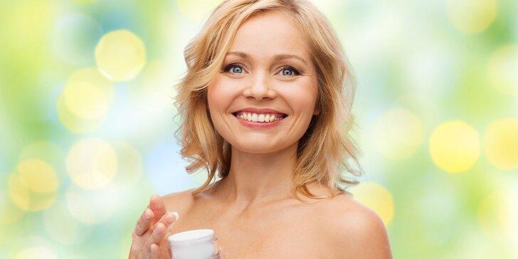 Pleť potřebuje na podzim výživu: 80minutové kosmetické ošetření dle výběru
