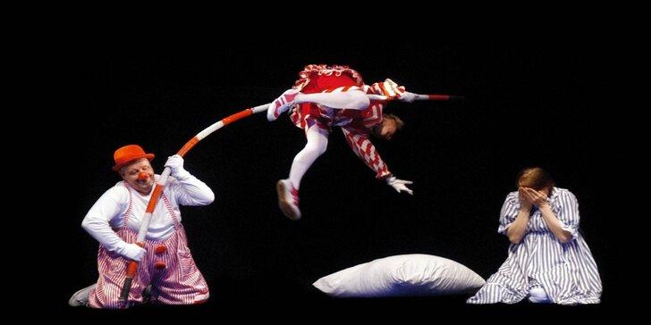 Černé divadlo: představení na motivy Alenky v říši divů pro malé i velké