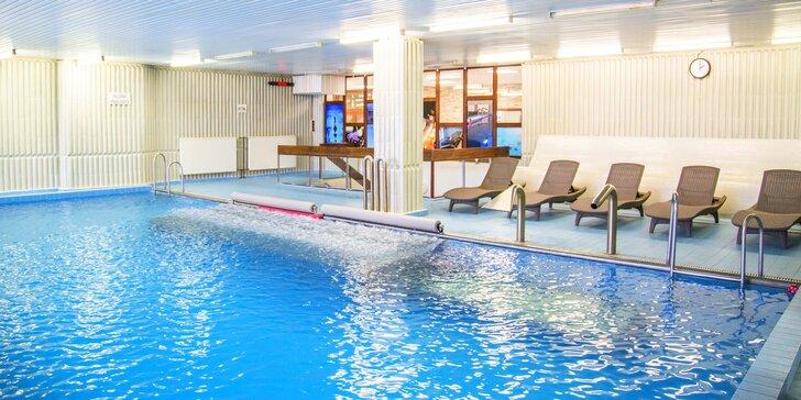Last minute v panenských Jeseníkách: Polopenze, wellness i neomezený bazén