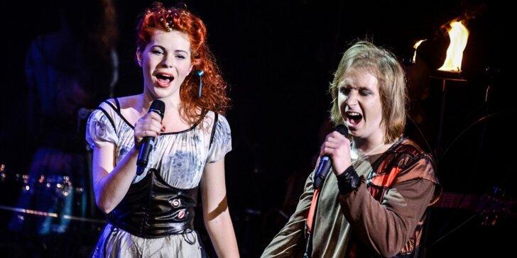 Pořádný kulturní nářez: Vstupenky na rockovou operu Romeo & Julie