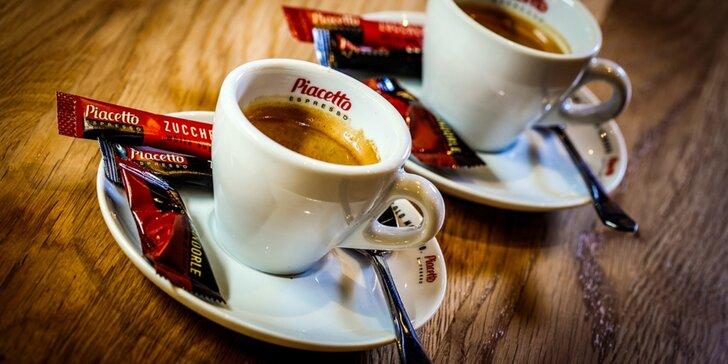 Dvě voňavé kávy dle výběru v centru Havířova - i s sebou