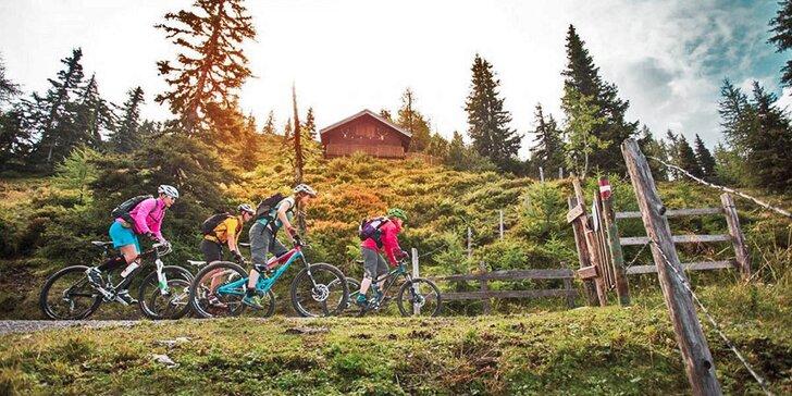 Aktivní podzim v turisty oblíbené oblasti rakouských Alp – Ski-Amadé Flachau