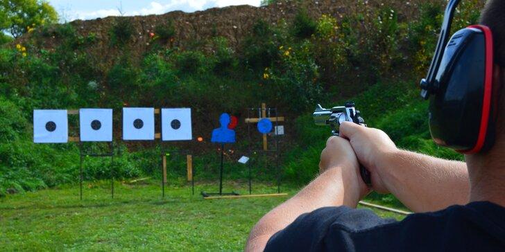 Kadet i expert: nadupané střelecké balíčky pro jednoho i dva