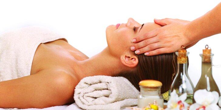 Masáž kosmetikou Rituals: cedr s pomerančem nebo sakura, welcome drink