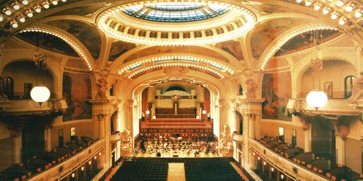 Novosvětská a Rachmaninův klavírní koncert v Obecním domě