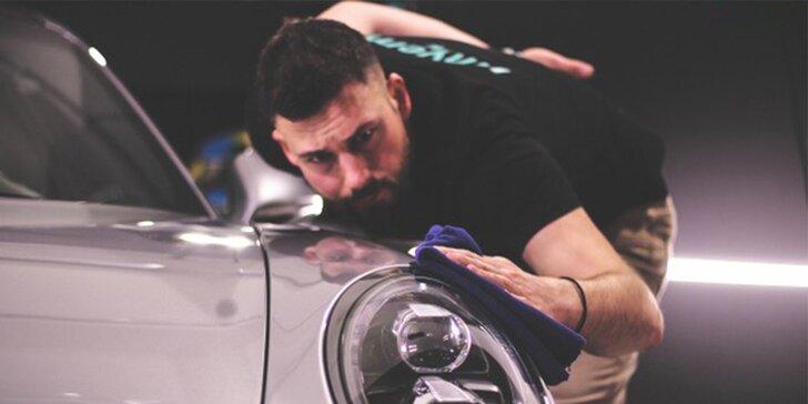 Precizní servis pro váš vůz: čištění exteriéru, interiéru i dezinfekce ozónem