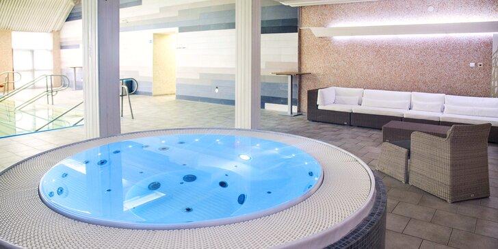 Odpočinkový pobyt na Orlíku vč. masáže, wellness, fitness i polopenze