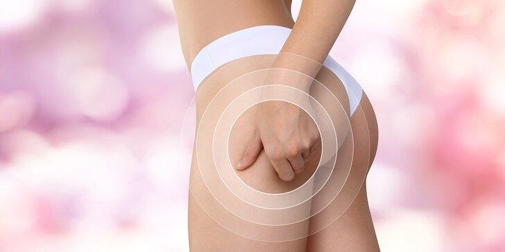 60minutová anticelulitidová a zpevňující masáž pro ženy