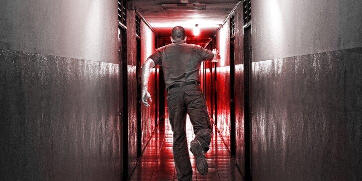 Vyřešte záhadu mizejících lidí: únikovka Vrahovo doupě pro 2–4 hráče