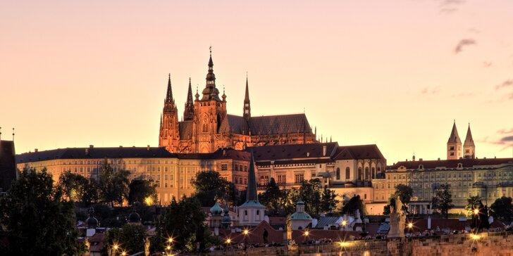 Odhalte s průvodcem tajemství Pražského hradu včetně jeho interiérů