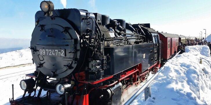 Adventní výlet: parním vlakem do Oybinu, vánoční trhy v Žitavě