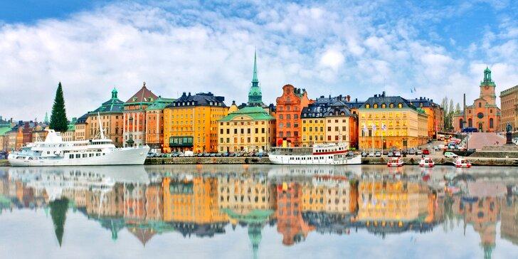 Poznávací zájezd do severských metropolí: Oslo, Stockholm i Kodaň