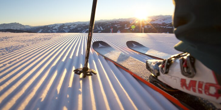 Užijte si jednodenní lyžování v rakouském středisku Skicircus -Saalbach