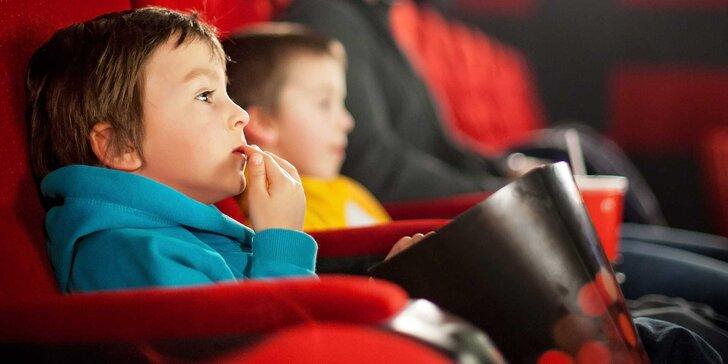 Vstupenka na film Yeti: Ledové dobrodružství v kině Lucerna