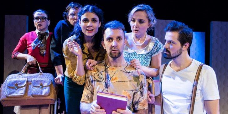 Vstupenka na divadelní představení Jak je důležité býti (s) Filipem