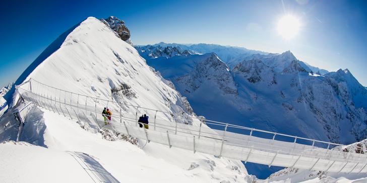 Švýcarské dobrodružství: Visutý most na Titlisu, Engelberg a historický Luzern