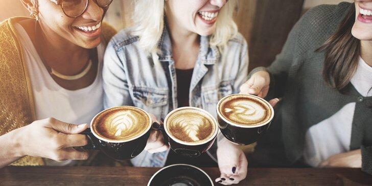 Vycházka po slavných kavárnách s výkladem, degustací a balíčkem kávy