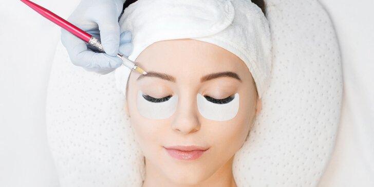Kompletní kosmetické ošetření pro dámy s úpravou obočí