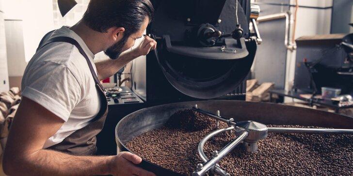 Kávová magie: Zážitkový workshop o pražení kávy s ochutnávkou