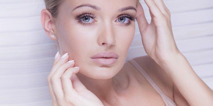 Kompletní kosmetické ošetření pleti ultrazvukovou špachtlí nebo úprava obočí