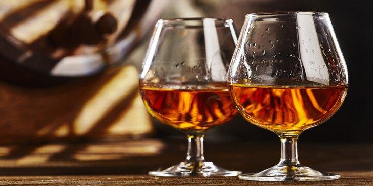 Velká degustace Cognaců a Armagnacu spojená s kurzem